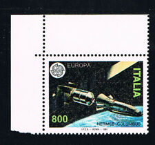 ITALIA 1 FRANCOBOLLO EUROPA CEPT HERMES 1991 nuovo** (BI4033)
