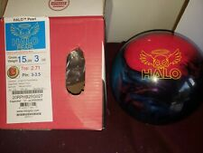 New Rotogrip Halo Pearl Bowling Ball | 1st | 15#3oz Top 2.71oz Pin 3-3.5""