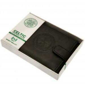Celtic  Leather RFID Anti Fraud Embossed wallet