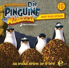 Pinguine aus Madagascar,die - (15)Original Hsp Z.TV-Serie-Unter Druck Geraten