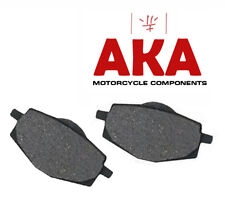 Rear Brake Pads Yamaha DT125 RE DTR125 1997-04 FA101 AKA DP406 / FDB383 / VD239