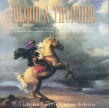 Blood & Thunder by Cliff Eidelman (CD-1995, Varèse Sarabande (USA) NEW SEALED!