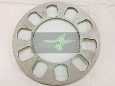 1X WHEEL SPACERS 5MM OR 3/16 | FITS ALL 5X100 5X108 5X112 5X114.3 5X115 5X120