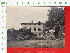 50461 CARTOLINA COMO CAPIAGO INTIMIANO VILLA AMABILIA ANNI '10 FOTOGRAFIA