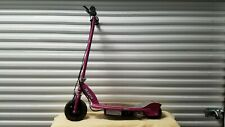 Razor E175 Motorized 24 Volt Rechargeable Electric Kids Scooter, Pink (Used)