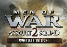 Men of War: Assault Squad 2 - Complete Edition (PC, 2015) Digital No Discs