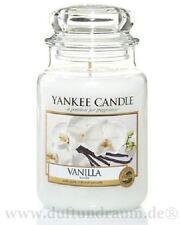 Deko-Kerzen & -Teelichter aus Paraffin mit Vanille-Duft