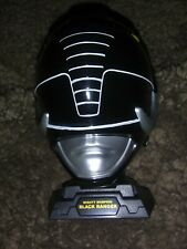 Black Power Rangers Collectible Head