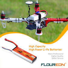 2S1P 7.4V 4000mAh 30C Li-Po RC Battery T Plug For RC Car Truggy Airplane Drone