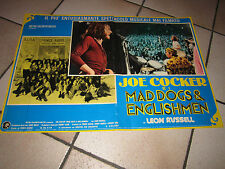 JOE COCKER E I MAD DOGS E ENGLISHMEN 1971 1 EDIZIONE,LEON RUSSEL