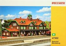 """Vollmer 47502 ( 7502 )  N - Bahnhof """" Moritzburg """" NEU & OvP"""