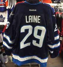 Patrick Laine Winnipeg Jets Home Jersey NHL Hockey Reebok Adult 52 Pro Authentic