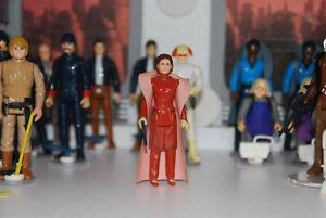 Star Wars Vintage Figur original Leia Bespin 1980 mit Blaster in TOP Zustand