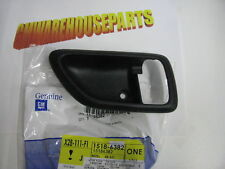 2004-2012 COLORADO CANYON DRIVERS SIDE INSIDE DOOR HANDLE BEZEL BLACK  15186382