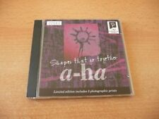 Maxi CD A-ha - Shapes that go together 1994 LTD Edition 02660 incl 3 Photo Print