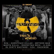 WU TANG CLAN/DJ SMOKE - MIXTAPE-ENTER THE WU WORLD  CD NEUF