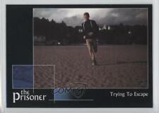 2002 Cards Inc The Prisoner Autograph Series #9 Trying to Escape Card 0f8