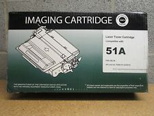 Lot Of 2 Q7551A 51A for HP LaserJet P3005 HY Series Black Toner Cartridge