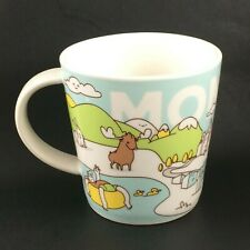 Montreal McDonalds McCafe City Mug Cup Coffee Tea 2018 Quebec Canada