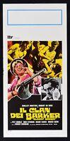 L101 Plakat Clan Der Barker Roger Corman Robert De Niro Winters