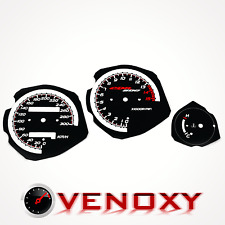 Honda CBR 600 F3 1995-1998 Fond de Compteur NOIR