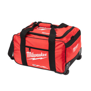 Milwaukee M18 Fuel Wheeled 4 Piece Kit Toolbag Contractors Bag
