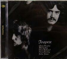 Trapeze-same UK prog psych cd Moody Blues
