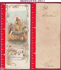 3504 SANTINO HOLY CARD LA MADONNA DEL CARMINE N. S. DEL CARMEN