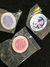 Lot of 3 Madame Alexander Pins new in package
