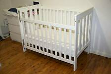 Childcare Harbour XT Cot and Mattress with Accessories (Used)