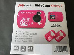 Digitalkamera JAYTech, Kinderfotoapparat JAY Tech,