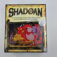 KINGDOM II SHADOAN US Release  NEW SEALED PC Game