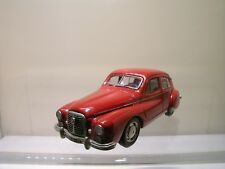 MA COLLECTION No.27 HOTCHKISS GREGOIRE 1952 RED RESIN HANDBUILT No.75 1:43
