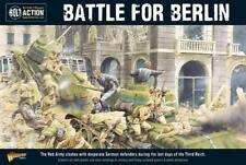 THE BATTLE FOR BERLIN BATTLE SET -   BOLT ACTION - WARLORD GAMES WW2