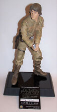 Star Wars Luke Skywalker in Bespin Fatigues Gentle Giant Bust/Statue & COA #10!!