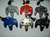 OEM Official Nintendo 64 N64 Controller - Pick A Color NUS-005