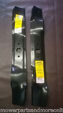 "1 Set MTD Cub Cadet 38"" 3 in1 Lawn Mower Blades 742-0610, 742-0654, 942-0610a"
