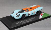 CMR Porsche 917K Gulf Le Mans 24 Hour 1970 Hobbs & Hailwood CMR43009 1/43NEW