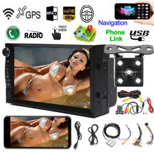 7 Inch 2DIN Android8.1 Mirror Link Car Radio GPS Audio Stereo MP5 Player 1G+16G
