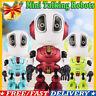 Ferngesteuerter Roboter Kinder Spielzeug Elektronisches Licht Spielzeug Mus W6Y6