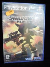 Shadow The Hedgehog para playstation 2 nuevo y precintado