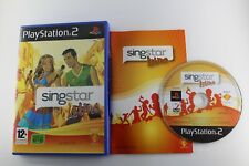 PLAY STATION 2 PS2 SINGSTAR LATINO COMPLETO PAL ESPAÑA