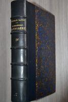 G. Bapst / Le Maréchal Canrobert Souvenirs d'un siècle tome 4 / Les souverains