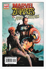 Marvel Zombies VS Army of Darkness 2 NM- Comic Book 2007 Arthur Suydam 1st Print