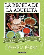 La Receta de La Abuelita (Paperback or Softback)