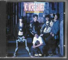 CD ALBUM 12 TITRES--NEW KIDS ON THE BLOCK--NO MORE GAMES - THE REMIX ALBUM--1990