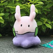 """Pokemon Go Plush Toy Goomy 7"""" Numera Pocket Monsters XY Stuffed Animal Soft Doll"""