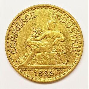 Bon pour 1 Franc 1923 sup