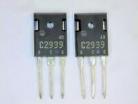 """2SD157 /""""Original/"""" Shindengen Transistor 2 pcs"""