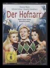 DVD DER HOFNARR - DANNY KAYE + ANGELA LANSBURY + GLYNIS JOHNS *** NEU ***